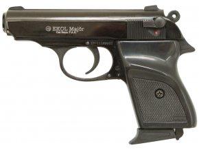 Plynová pistole Ekol Major černá cal.9mm