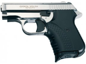 Plynová pistole Ekol Agent Volga chrom cal.9mm