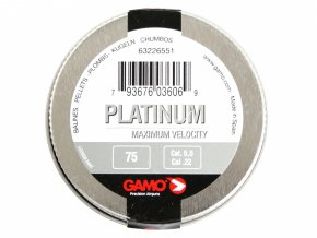 Diabolo Gamo PBA Platinum 75ks cal.5,5mm