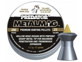 Diabolo JSB Predator MetalMag 200ks cal.5,5mm