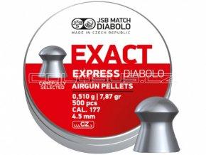 Diabolo JSB Exact Express 500ks cal.4,51mm