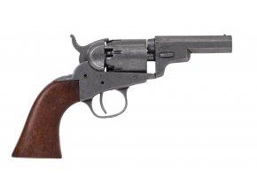 Replika Revolver námořnictva USA, r.1862 zlatý