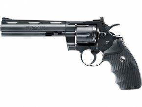 """Vzduchový revolver Colt Python 6"""" černý DIABOLO/BB"""