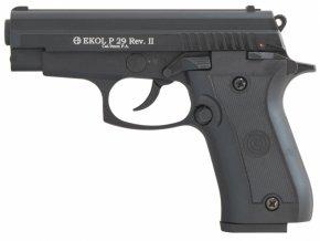 Plynová pistole Ekol P29 REV II černá cal.9mm