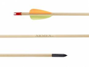 """Šíp dřevěný 30"""" Armex"""