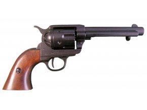 """Replika Revolver ráže 45, USA 1873 , 5 1/2"""" černý"""