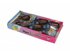 Pyrotechnika Dětská Happy Butterfly 12ks