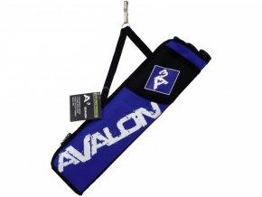Toulec na šípy Avalon A3 modrý