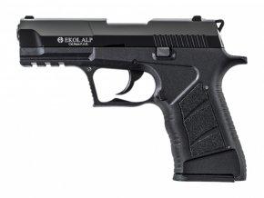 Plynová pistole Ekol Alp černá cal.9mm