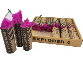Pyrotechnika Petardy Exploder 4 - 12ks