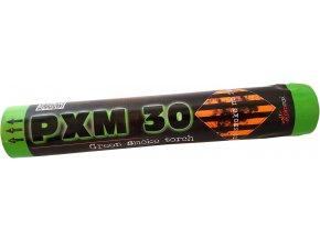 Pyrotechnika Zelená dýmovnice PXM30 - 1ks
