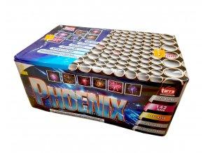 Pyrotechnika Kompakt 142ran / 20,25,30mm Phoenix