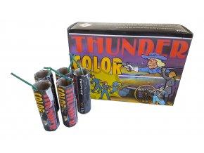 Pyrotechnika Petardy Thunder Color 20ks