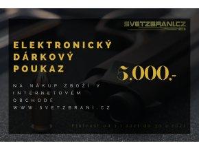 gift voucher 5000kc