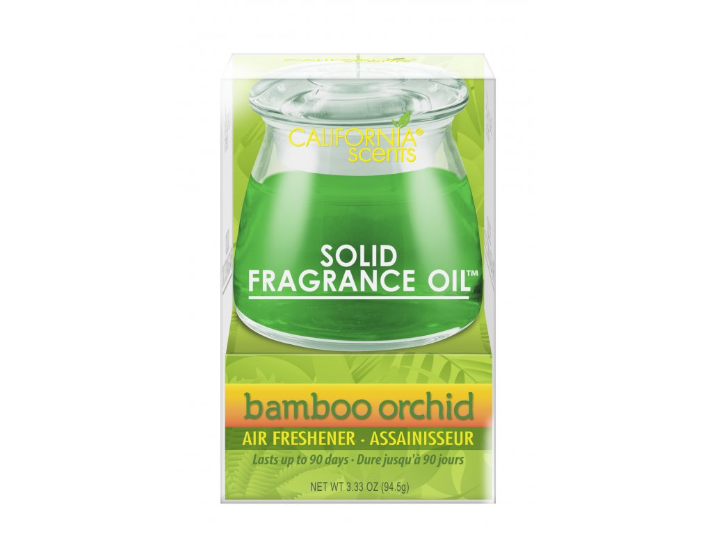 Solid Fragrance Oil Orchidej - Bamboo Orchid