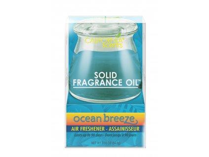 Solid Fragrance Oil Vůně Oceánu - Ocean Breeze