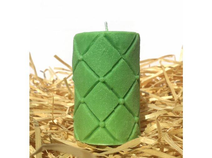 Svíčka - ozdobný válec