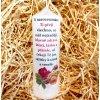 Dárková svíčka s narozeninovým potiskem - 17 x 6 cm 8