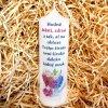 Dárková svíčka s narozeninovým potiskem - 17 x 6 cm 9