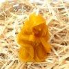 Svíčka ze včelího vosku - modlící se Panna Maria