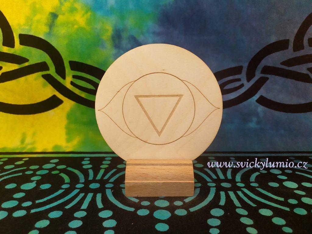 symbol 6 čakra