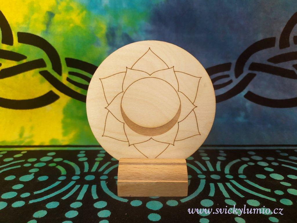 symbol 2 čakra