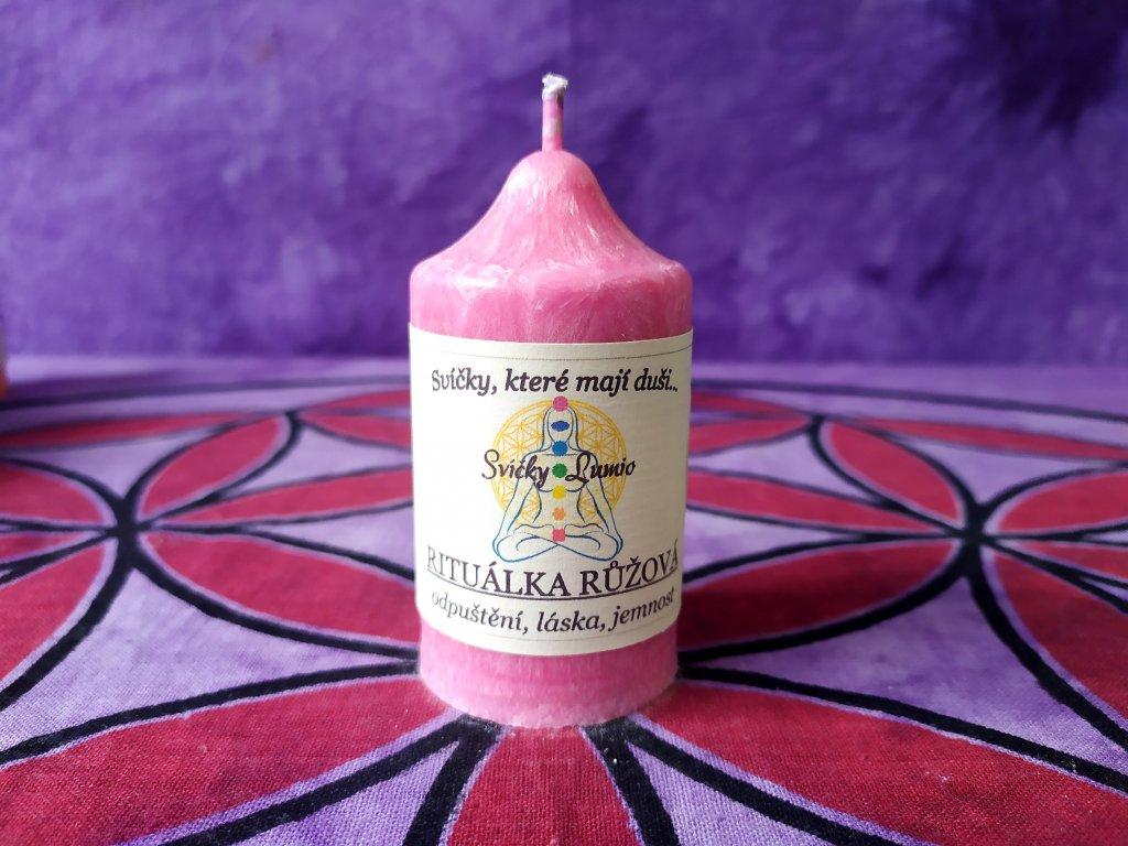 ritualni svice ružova 11