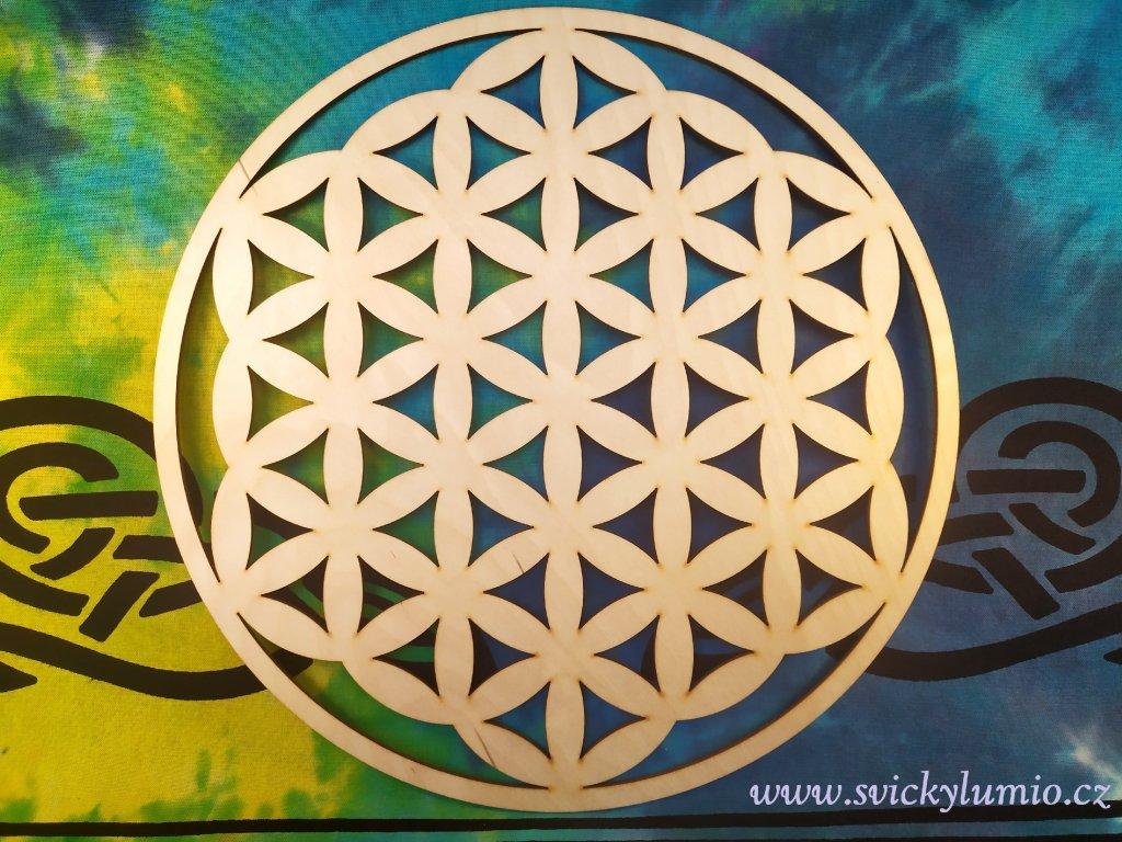 symbol kvet života 34