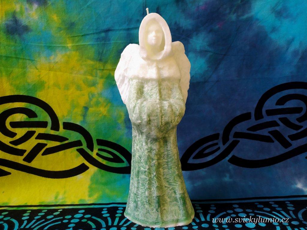 Anděl poustevník (20)