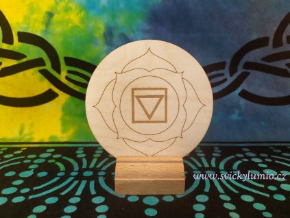 symbol 1 čakra