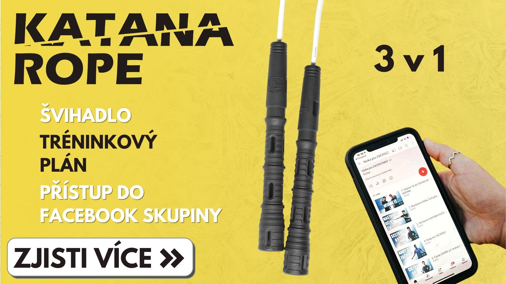 Katana rope