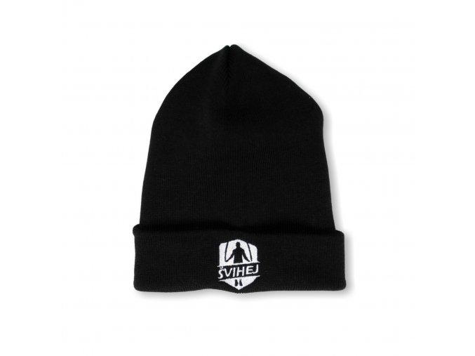 Černá čepice