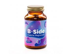 b side bílé pzoadí