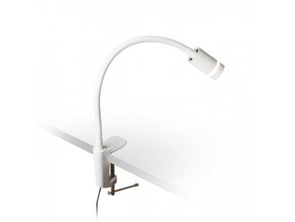 FLASH D s úchytem na desku bílá 230V LED 3W 60° 3000K