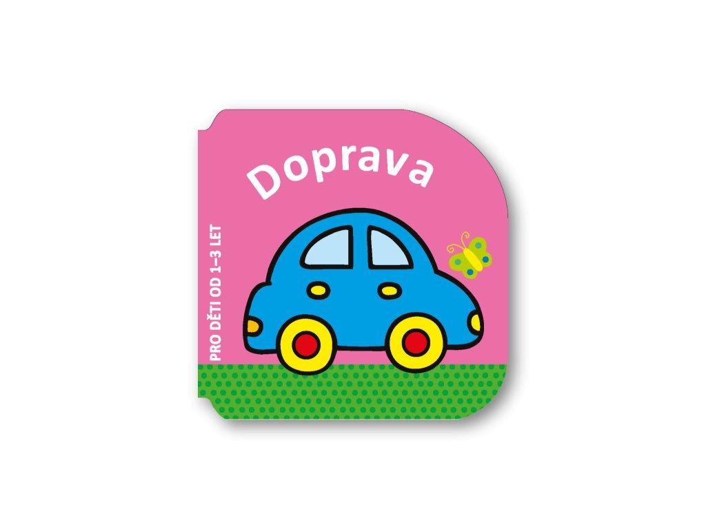 Doprava  pro děti od 1-3 let