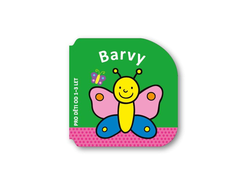 Barvy  pro děti od 1-3 let