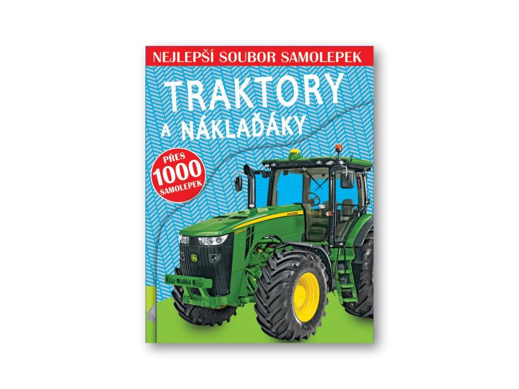 Traktory a náklaďáky