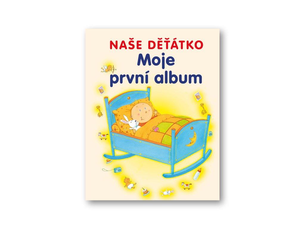 3861 Moje prvni album Nase detatko