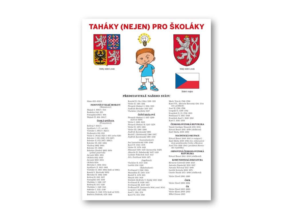 3966 Tahaky nejen pro skolaky