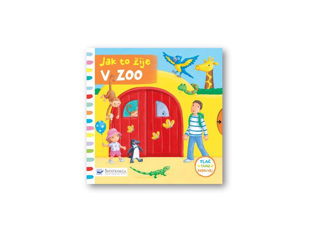 Jak to žije v zoo  Rebecca Finn