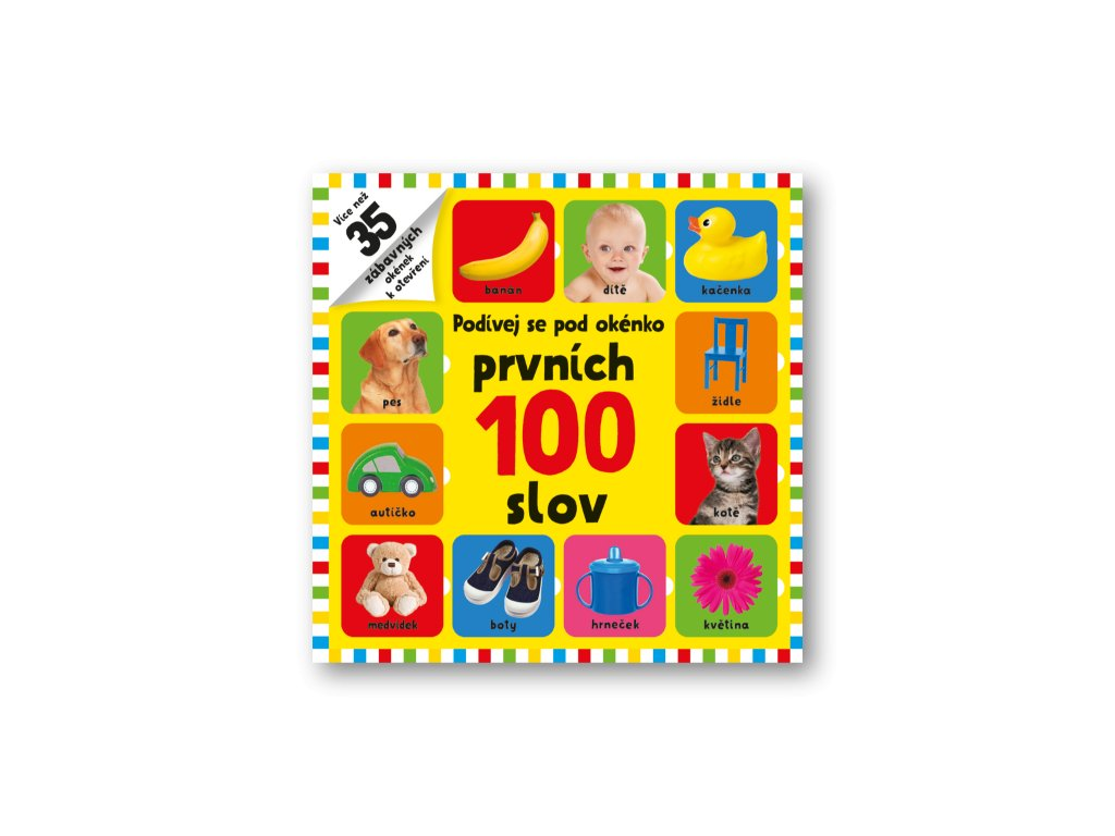 Podívej se pod okénko - prvních 100 slov