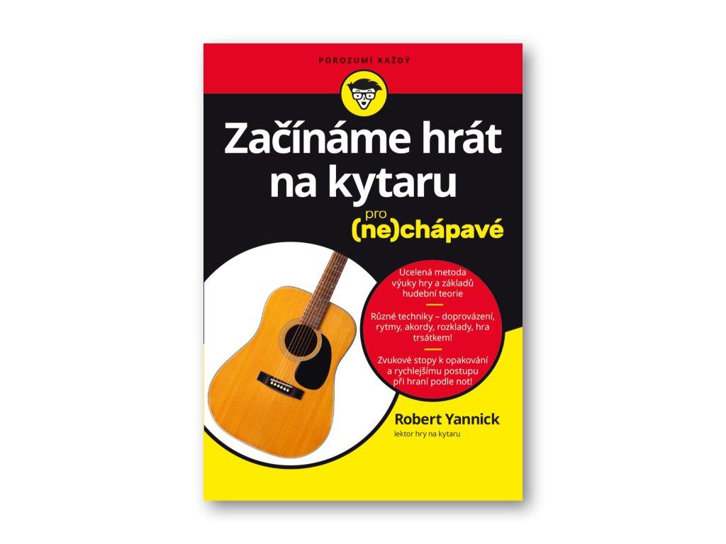 Začínáme hrát na kytaru pro (ne)chápavé