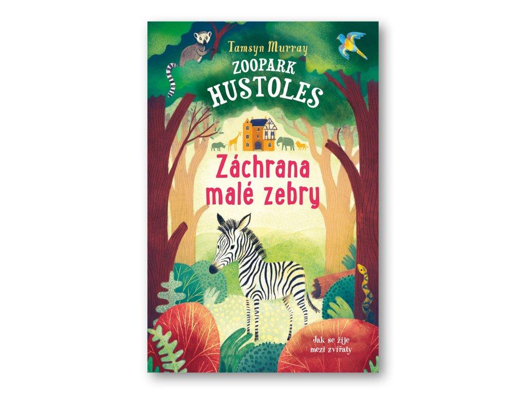 4482 Zoopark Hustoles Záchrana malé zebry