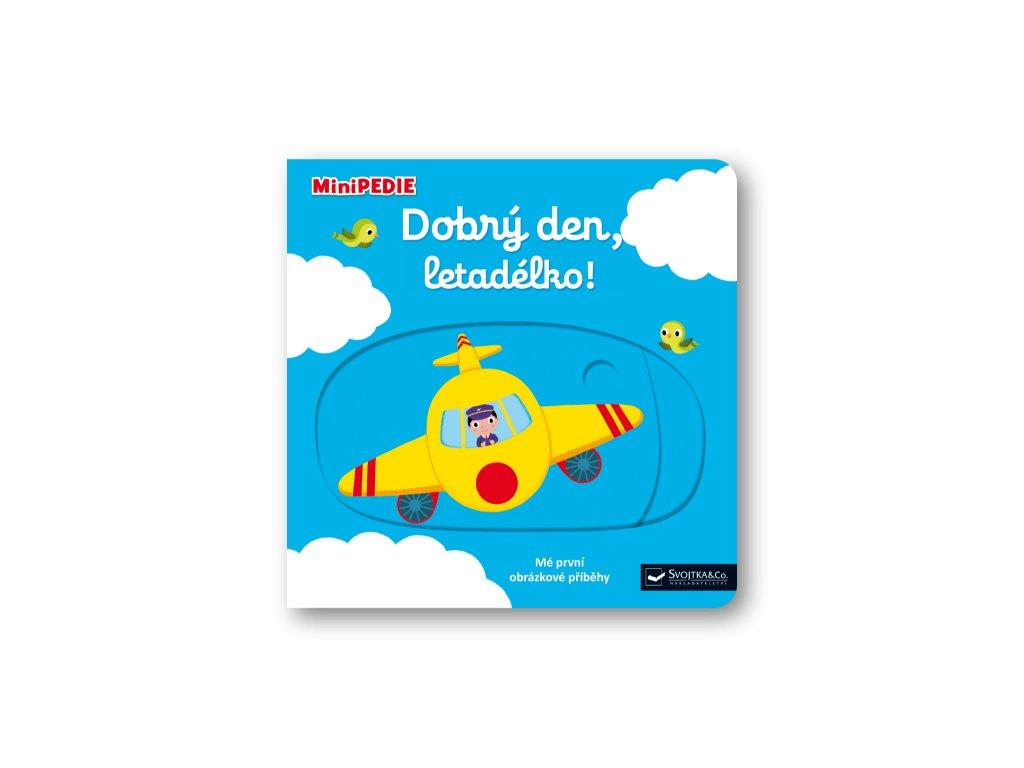MiniPEDIE – Dobrý den, letadélko!  Nathalie Choux