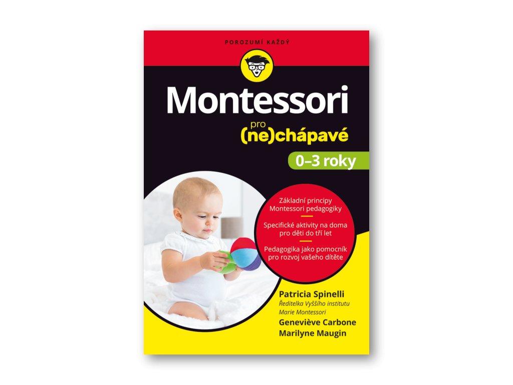 Montessori pro (ne)chápavé (03 roky)