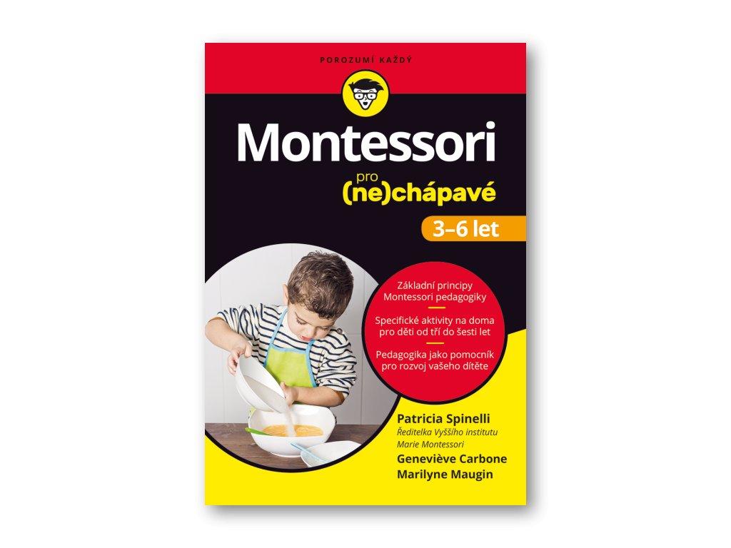 Montessori pro (ne)chápavé (3–6 let)