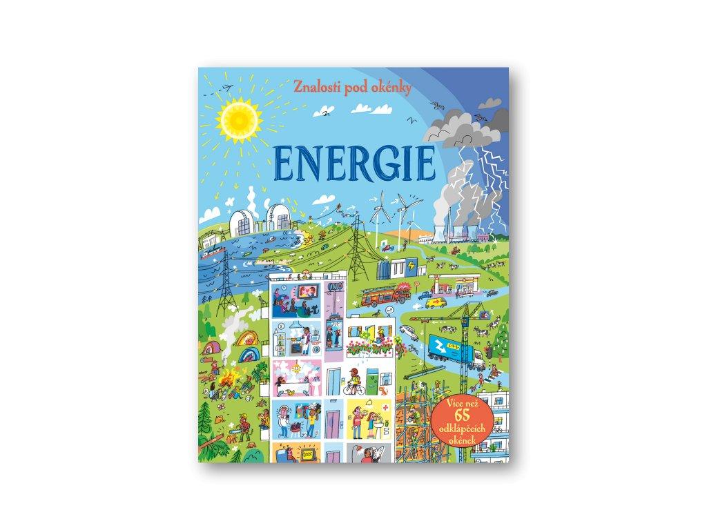 Energie - Znalosti pod okénky  Alice James