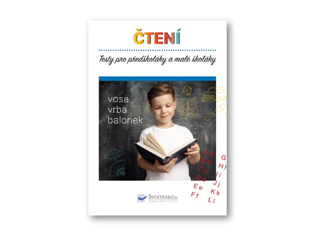 Testy pro předškoláky a malé školáky  - čtení