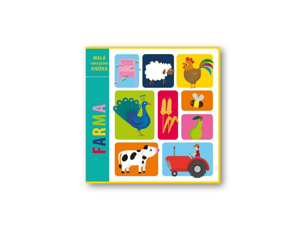 Malá obrázková knížka Farma