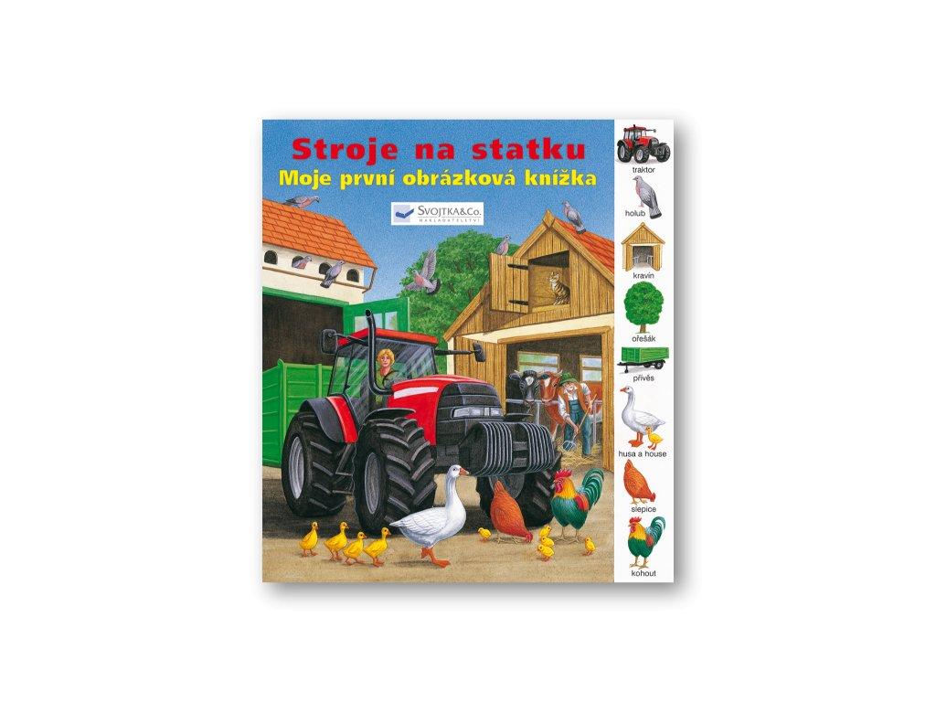Stroje na statku – Moje první obrázková knížka